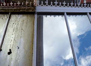 Conservatory cleaning and restoration.