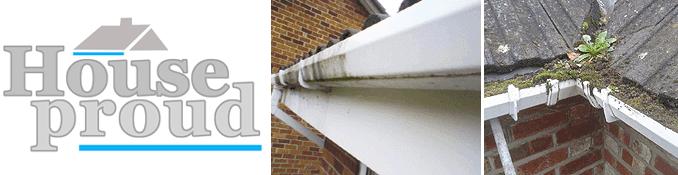 Gutter cleaners and cleaning specialists in Chester and the surrounding areas.
