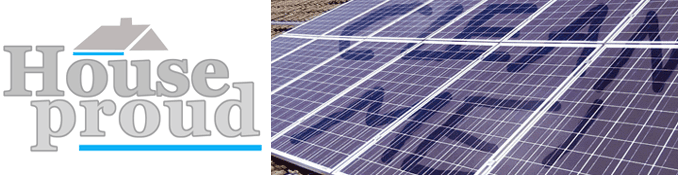 Solar panel cleaners in Chester to maximise your system's performance.